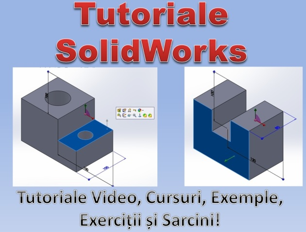 Tutoriale solidworks gratis